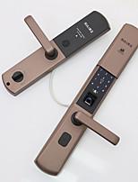 Недорогие -Factory OEM T05 сплав цинка Замок / Блокировка отпечатков пальцев / Интеллектуальный замок Умная домашняя безопасность Android система RFID / Отпирание отпечатка пальца / Разблокировка пароля
