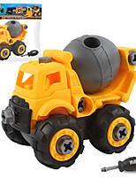 Недорогие -Игрушечные машинки Строительная техника Строительная техника Творчество обожаемый Взаимодействие родителей и детей Пластиковый корпус Детские дошкольный Мальчики и девочки Игрушки Подарок