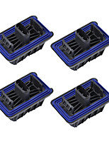Недорогие -4шт для домкратов BMW x3 x5 x6 колодки под опорой автомобиля площадка Oe 51717189259