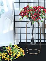 Недорогие -Искусственные Цветы 1 Филиал Классический Традиционный / классический Пастораль Стиль Pастений Рождественская елка Букеты на стол