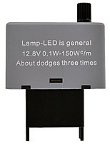 Недорогие -8-контактный светодиод мигалкой реле для lexus scion Тойота светодиодные лампы указателя поворота регулируемые
