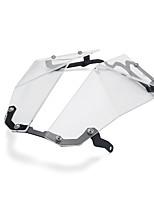 Недорогие -1шт фара мотоцикла охранник прозрачный протектор фар для KTM 1290 супер приключение р / с 2017-2018