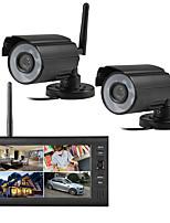 Недорогие -LITBest 1/4 дюйма КМОП Инфракрасная камера / Имитация камеры MPEG4 IP54