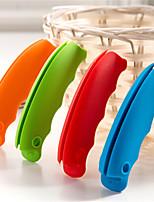 Недорогие -Силиконовые Один экземляр Инструменты Tong Жизнь Творчество Регулируется Кухонная утварь Инструменты Повседневное использование Многофункциональный Для овощного 1шт