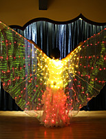 Недорогие -Аксессуары для танцев Крылья Исиды Жен. Выступление Терилен LED