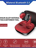 Недорогие -LITBest LX-U9 TWS True Беспроводные наушники Беспроводное EARBUD Bluetooth 5.0 С подавлением шума