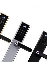 Недорогие -Factory OEM C5 сплав цинка / Алюминиевый сплав Блокировка отпечатков пальцев / Интеллектуальный замок / Блокировка карты Умная домашняя безопасность Android система
