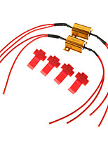Недорогие -Нагрузочные резисторы светодиодные индикаторы частоты вспышки контроллер 25 Вт