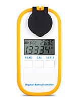 Недорогие -Цифровой рефрактометр для измерения содержания меда dr301 Диапазон измерения содержания сахара 090 Рефрактометр для определения содержания меда в Бриме