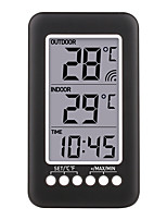 Недорогие -RZ® CJ3316RF Портативные / Smart Электронный термометр Working range of indoor temperature test: 0°C~50°C (32°F~122°F) Dual outdoor channel temperature receiving range: -40 ° C -60 ° C (-40 ° F - 140