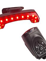 Недорогие -Лампа накаливания Велосипедные фары Велосипедный рог LED Велоспорт Супер яркий Пульт управления USB зарядка выход нет батареи 150 lm Перезаряжаемая Натуральный белый Велосипедный спорт