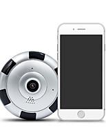 Недорогие -1080p 2-мегапиксельная ip-камера Крытый беспроводной удаленный доступ обнаружение движения с аудио ночного видения премьер купольная камера видеонаблюдения поддержка 64 ГБ