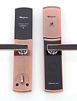 Недорогие -Factory OEM s20 сплав цинка Замок / Блокировка отпечатков пальцев / Интеллектуальный замок Умная домашняя безопасность Android система RFID / Отпирание отпечатка пальца / Разблокировка пароля