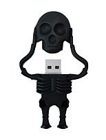 Недорогие -Майку череп USB флэш-накопитель скелет USB3.0 U диск Pen Drive модель черепа карта памяти 16 ГБ