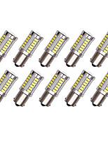Недорогие -10 шт. 1156 Автомобиль Лампы 5 W SMD 5630 33 Светодиодная лампа Лампа поворотного сигнала / Тормозные огни / Фонари заднего хода (резервные) Назначение Универсальный Все года