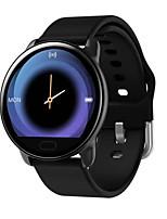 Недорогие -Смарт Часы Цифровой Современный Спортивные силиконовый 30 m Защита от влаги Пульсомер Bluetooth Цифровой На каждый день На открытом воздухе - Черный Белый Зеленый