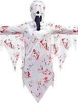 Недорогие -Дети Девочки Уличный стиль Геометрический принт Длинный рукав Набор одежды Белый