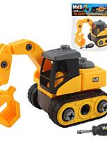 Недорогие -Игрушечные машинки Форвардер обожаемый Взаимодействие родителей и детей Пластиковый корпус Детские дошкольный Мальчики и девочки Игрушки Подарок