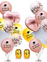 Недорогие -Воздушный шар эмульсионный 1 комплект градация