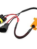 Недорогие -1 шт. / Шт. 9005 50 Вт 6 Ом один резистивный провод светодиодный декодер модели 9005 пакет 1 шт.