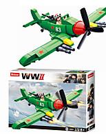 Недорогие -Конструкторы 170 pcs совместимый Legoing трансформируемый Все Игрушки Подарок