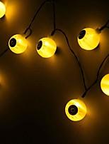 Недорогие -Brelong глаз строки огни Хэллоуин украшения огни партия украшения дома сказочные огни фестиваль освещения