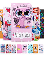 cheap -Case for Samgung Galaxy J4 J6 4plus 6plus Flip Magnetic Full Body Cases Cartoon PU Leather