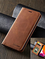 cheap -Luxury Leather Magnetic Flip Case for Samsung Galaxy S10 S10 E S10 Plus S10 5G S9 S9 Plus S8 S8 Plus S7 S7 Edge Note 10 Note 10 Plus Note 9 A10 A20 A30 A40 A50 A60 A70 A30S A50S A20E A7 2018