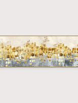 Недорогие -Отпечаток в раме Набор в раме - Абстракция Полистирен Фотографии Предметы искусства