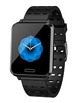 Недорогие -Indear P2 Smart Watch BT Поддержка фитнес-трекер уведомлять / пульсометр спортивные SmartWatch совместимые телефоны Iphone / Samsung / Android