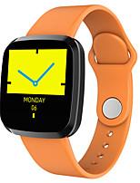 Недорогие -B57 Smart Watch BT Поддержка фитнес-трекер уведомлять / монитор сердечного ритма Спорт SmartWatch совместимые телефоны IOS / Android