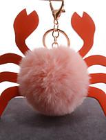 Недорогие -Брелок На каждый день корейский Мода Модные кольца Бижутерия Черный / Светло-Розовый / Белый Назначение Подарок Для улицы