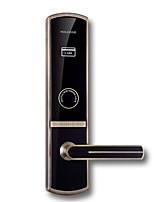 Недорогие -Factory OEM PRND-RF219 сплав цинка Блокировка карты Умная домашняя безопасность Android система RFID Гостиница Деревянная дверь (Режим разблокировки Сумки для карточек)