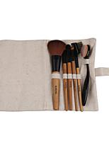 Недорогие -профессиональный Кисти для макияжа 6шт Очаровательный Мягкость Cool удобный Бамбук за Косметическая кисточка
