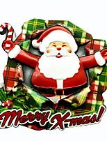 Недорогие -Рождественские украшения Праздник деревянный Мини Оригинальные Рождественские украшения