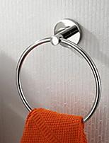 Недорогие -Держатель для полотенец Новый дизайн / Cool Modern Нержавеющая сталь 1шт На стену