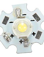 Недорогие -1 шт. 1 Вт из светодиодов печатной платы света шарик чипа лампы в помещении настольная лампа для выращивания растений аквариум 6 цветов