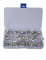 Недорогие -90 шт. / Комплект болтовое отверстие медные клеммы комплект проводов клеммы разъем кабельные наконечники модели a1714