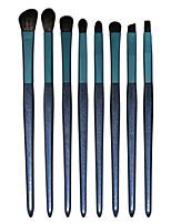 Недорогие -профессиональный Кисти для макияжа 8шт Мягкость Новый дизайн удобный Деревянные / бамбуковые за Косметическая кисточка