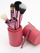 Недорогие -профессиональный Кисти для макияжа 12шт Мягкость обожаемый удобный Деревянные / бамбуковые за Косметическая кисточка