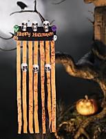 Недорогие -Хэллоуин украшения черепа занавес кулон пиратский кулон тело череп дом с привидениями бар украшения сада