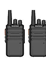 Недорогие -Baofeng bf-m4 5 Вт 5800 мАч литиевая батарея длительным временем ожидания рация двухсторонняя радиостанция uhf 400-470 мГц 16-канальный портативный приемопередатчик с наушником длительным временем