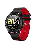 Недорогие -V009 Smart Watch BT Поддержка фитнес-трекер уведомлять / монитор сердечного ритма Спорт водонепроницаемый SmartWatch совместимый Samsung / Android / Iphone
