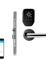 Недорогие -Factory OEM OS168B сплав цинка Блокировка карты Умная домашняя безопасность Android система RFID Дом / офис / Гостиница Деревянная дверь (Режим разблокировки Сумки для карточек)