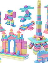 Недорогие -Конструкторы 288 pcs совместимый Legoing трансформируемый Все Игрушки Подарок