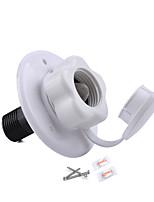 Недорогие -Заполняющий фланец впускного отверстия для воды 2 3/4 обратный клапан для моделей прицепа на колесахa1064