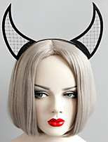 Недорогие -Жен. Массивный Винтаж модный Ткань Железо Хайратники Halloween Для клуба