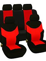 Недорогие -универсальные износостойкие чехлы на автомобильные сиденья