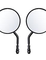 Недорогие -диаметр 105мм ретро круглое зеркало заднего вида для мотоцикла с длинной / короткой ручкой для харли дэвидсон