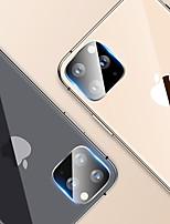 Недорогие -AppleScreen ProtectoriPhone 11 HD Протектор объектива камеры 1 ед. Закаленное стекло
